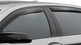 Protiprůvanové deflektory na okna automobilů