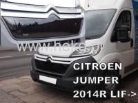 Zimní clona chladiče Citroen Jumper 2014-