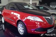 Boční ochranné lišty Lancia Ypsilon 2013- ...