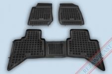 Gumové autokoberce Isuzu D-Max 2012-