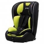 Dětská autosedačka Premium Plus (zelená)