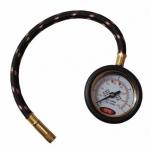 Manometr - pneuměřič s hadičkou (11bar)
