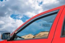 Deflektory okien Škoda Fabia II. 2007-2014 (5 dveří, ...