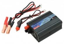 Měnič napětí 12V-230V 300W + USB