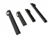 Chránič dveří R-Stick (4 dveře, černý)