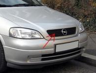 Zimní clona chladiče Opel Astra G 1998-2004 ...