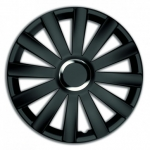 Poklice Spyder Pro Black - 15