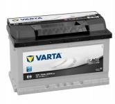 Autobaterie 70Ah Varta Black Dynamic E9