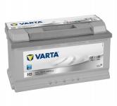 Autobaterie 100Ah Varta Silver Dynamic H3