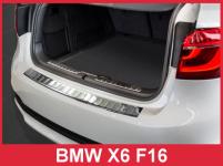 Ochranná lišta hrany kufru BMW X6 (F16) 2014-