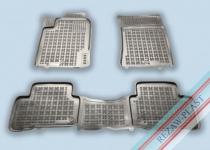 Gumové autokoberce SsangYong Rexton W 2012-
