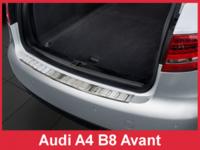 Ochranná lišta hrany kufru Audi A4 2007-2012 ...