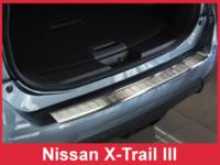 Ochranná lišta hrany kufru Nissan X-Trail 2014-2017