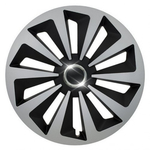 Poklice Fox Ring MIX Silver-Black - 15