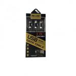 USB kabel 3v1 (Lightning, microUSB, USB-C)