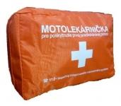 GRAND X MOTO lékárnička oranžová