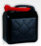 Kanystr PHM 10L černý