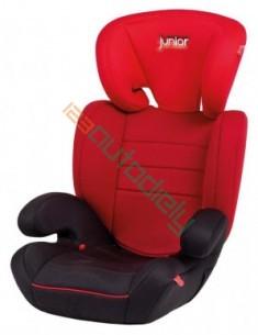 Dětská autosedačka Basic (červená)