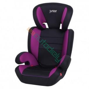 Dětská autosedačka Basic (fialová)