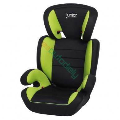 Dětská autosedačka Basic (zelená)