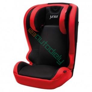 Dětská autosedačka Premium (červená)