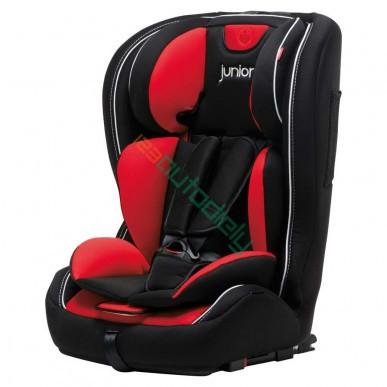Dětská autosedačka Premium Plus (červená)